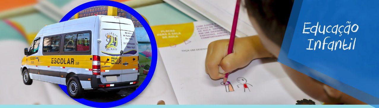 Educação Infantil - 24 de Maio